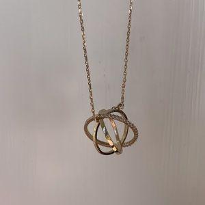 NWOT Loft Dainty Gold Necklace